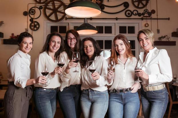 Programa de rádio Happy Wine reúne as vozes de seis mulheres na Serra Paula Vinhas/Divulgação