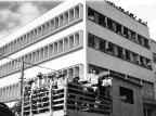 Anúncios da Brazex Aços Máquinas em 1956 Studio Geremia/Acervo Arquivo Histórico Municipal João Spadari Adami,divulgação