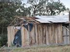 Vendaval causa destelhamento e falta de energia elétrica em casas de Arroio do Sal Defesa Civil de Arroio do Sal/Divulgação