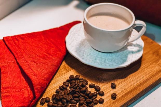 Prepare um café cremoso e quentinho em três passos Anahís Vargas / Destemperados/Destemperados