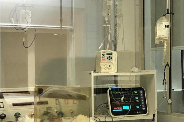Homem de 61 anos é o nono paciente a receber transfusão de plasma convalescente em Caxias do Sul Thiago Rodrigues/Divulgação