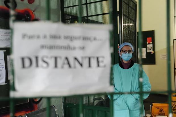 Pelo menos 120 profissionais da saúde estão afastados por causa do coronavírus em Caxias, Bento e Farroupilha Antonio Valiente/Agencia RBS