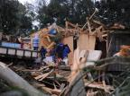 Ciclone deixa rastro de destruição em Muitos Capões Marcelo Casagrande/Agencia RBS