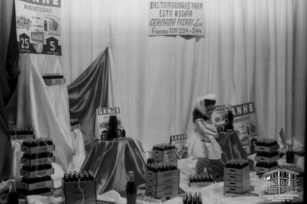 Germano Pisani & Cia: a chegada da Coca-Cola em 1949 Studio Geremia, Arquivo Histórico Municipal João Spadari Adami / Divulgação/Divulgação