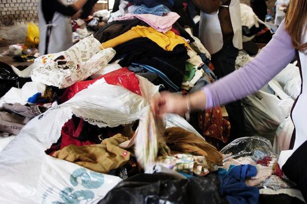 Drive thru para doação de roupas ocorre neste sábado, em Caxias Tatiana Cavagnolli/Agencia RBS