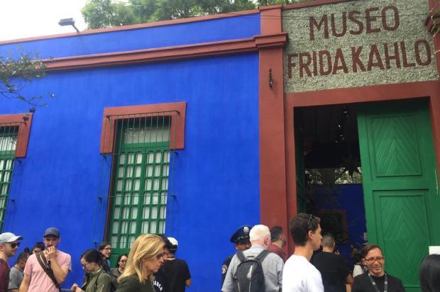 Conheça a Casa Azul, o universo íntimo de Frida Kahlo Juliana Bevilaqua/Agência RBS