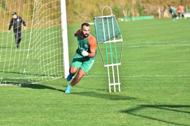 Treinar em Santa Catarina pode ser alternativa para clubes de Caxias, mas não é tendência Gabriel Tadiotto/Juventude,Divulgação