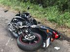Motociclista morre em acidente em Carlos Barbosa Altamir Oliveira / Estação FM/Estação FM