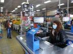 Distanciamento e uso de máscara ainda são desafios para academias e supermercados em Caxias do Sul Antonio Valiente/Agencia RBS