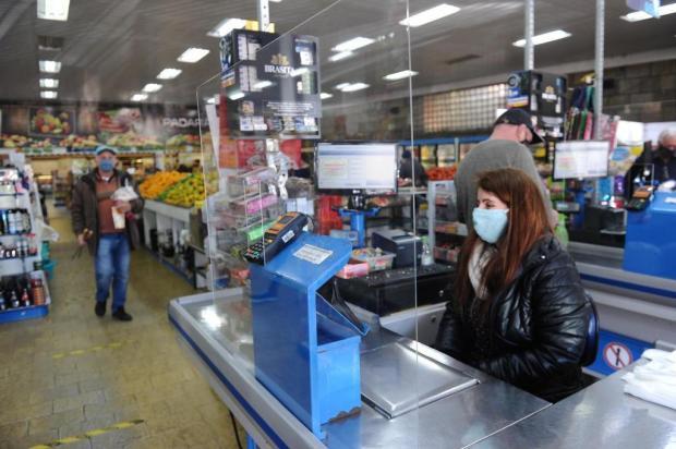 Supermercados de Caxias do Sul esperam reabrir a partir deste domingo Antonio Valiente/Agencia RBS