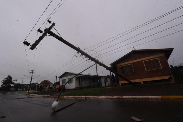 Defesa Civil alerta para novos temporais e vento forte no Rio Grande do Sul Marcelo Casagrande/Agencia RBS