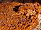 Torta de chocolate com doce de leite em quatro passos Omar Freitas / Agência RBS/Agência RBS