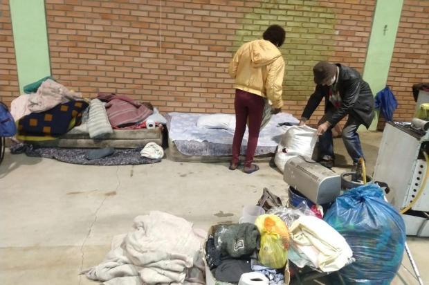 Famílias são realojadas pela segunda vez em uma semana no Vale do Caí Divulgação/Defesa Civil