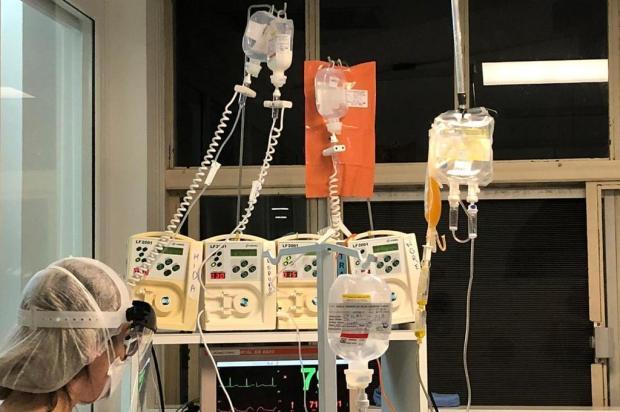 Hospital de Caxias realiza a 11ª transfusão de plasma convalescente Thiago Rodrigues/Divulgação