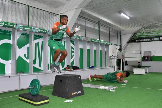 Juventude fez levantamento em cidades catarinenses para possíveis treinos coletivos Gabriel Tadiotto/Juventude / Divulgação