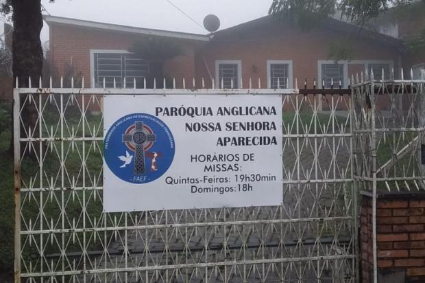 """Igreja Católica emite nota sobre padre de paróquia anglicana em Caxias: """"sacramentos por ele celebrados não são reconhecidos"""" Arquivo pessoal/Divulgação"""