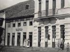 Avenida Júlio e os primórdios do Café América em 1915 Domingos Mancuso,acervo de Renan Carlos Mancuso/Divulgação