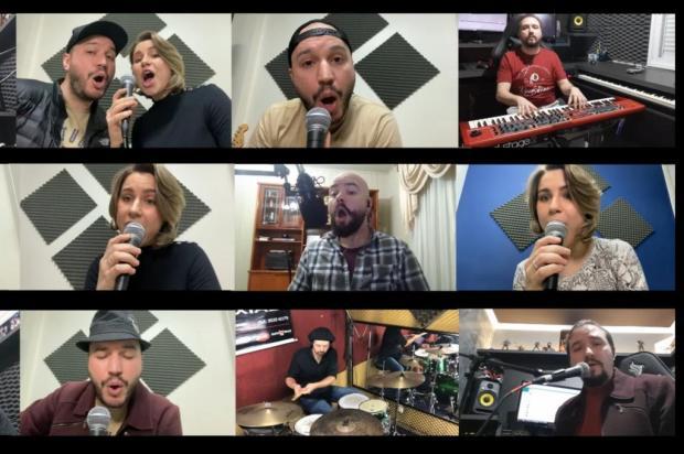 VÍDEO: Quinteto Macedo inicia série em homenagem ao rock Reprodução/Divulgação