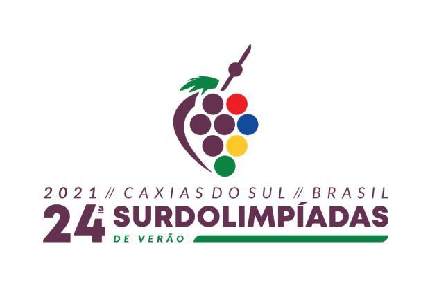 Surdolimpíada lança concurso para escolha do mascote da edição de 2021, em Caxias do Sul Divulgação / 24ª Surdolimpíada de Verão/24ª Surdolimpíada de Verão