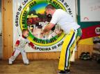 Projeto social na periferia de Caxias do Sul transforma vidas pela capoeira e pelo alimento Porthus Junior/Agencia RBS