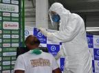 Juventude divulga resultados dos testes de covid-19 antes do Ca-Ju Gabriel Tadiotto/EC Juventude