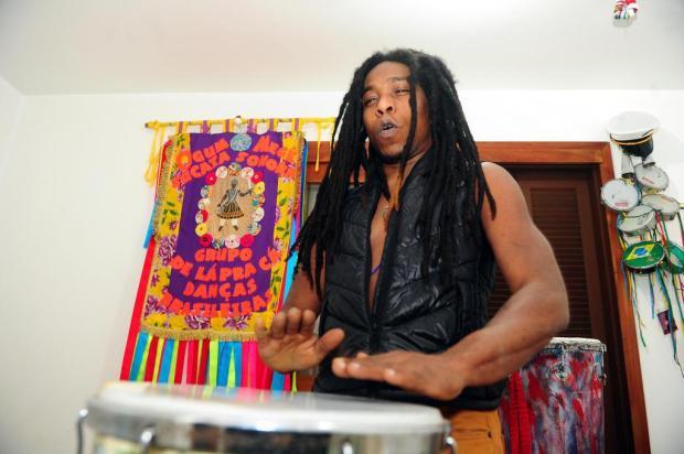 A arte não para #7: Tonico de Ogun invoca os orixás por dias melhores Porthus Junior/Agencia RBS
