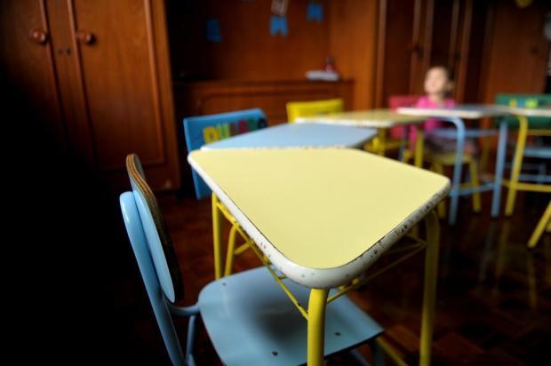 Escolas de Educação Infantil de Nova Prata têm volta às aulas presenciais autorizada Lucas Amorelli/Agencia RBS