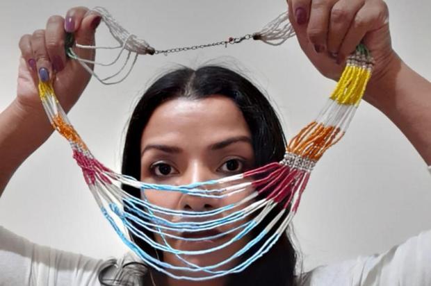 Carla Vanez participa da Mostra GriotLab Online, nesta quarta Agatha Cristina/Divulgação