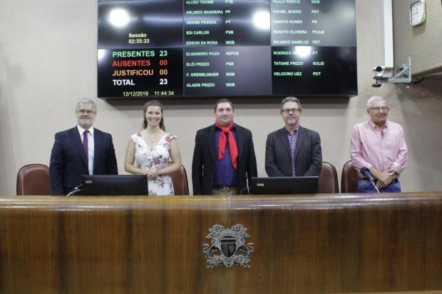 Câmara de Caxias retira pedido de avaliação de revogação da trimestralidade dos servidores Gabriela Bento Alves/Divulgação