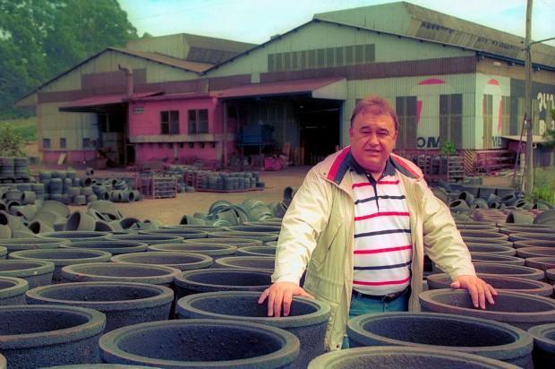 Empresário Humberto Tomé morre em Caxias do Sul Roni Rigon/Agencia RBS