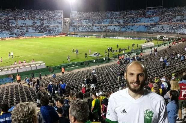 Histórias de torcedor: a paixão pelo Juventude, futebol e viagens Arquivo pessoal/Pedro Facchin Caldart