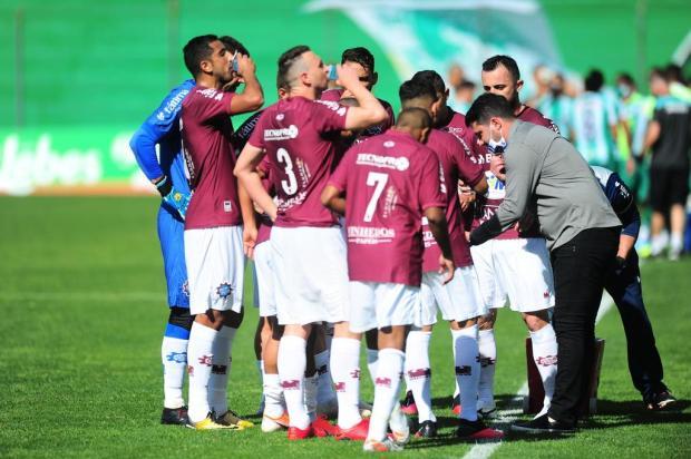 Sem descanso: Caxias seguirá ritmo intenso de treinamentos até a final do Gauchão Porthus Junior/Agencia RBS