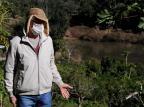 """""""É assustador pensar que a água pode levar tudo"""", diz morador de Flores da Cunha sobre infiltração em barragem da Serra Marcelo Casagrande/Agencia RBS"""