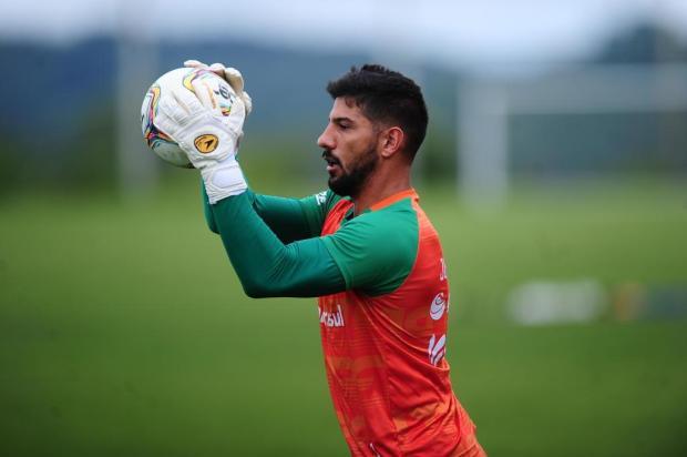 Goleiro do Juventude diz que time precisa da regularidade de 2019 na Série B deste ano Porthus Junior/Agencia RBS