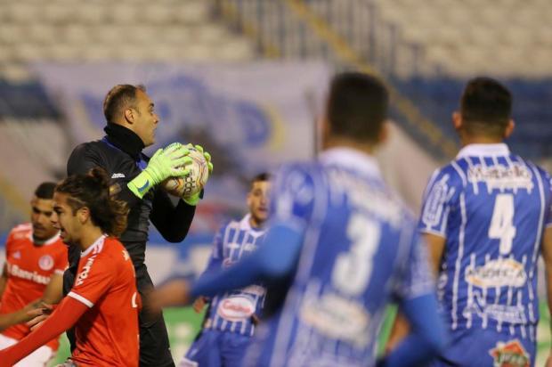 Multicampeão pelo Inter, Renan encara o colorado na semifinal do returno pelo Esportivo Marco Favero/Agencia RBS
