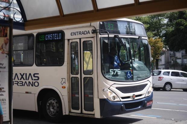 Linhas de ônibus operam apenas em horários de pico no domingo em Caxias Antonio Valiente/Agencia RBS