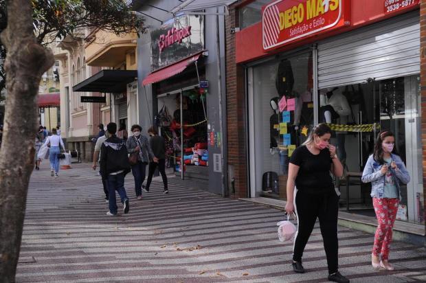 Comércio e restaurantes vão poder abrir em dias e horário determinado na bandeira vermelha Marcelo Casagrande/Agencia RBS