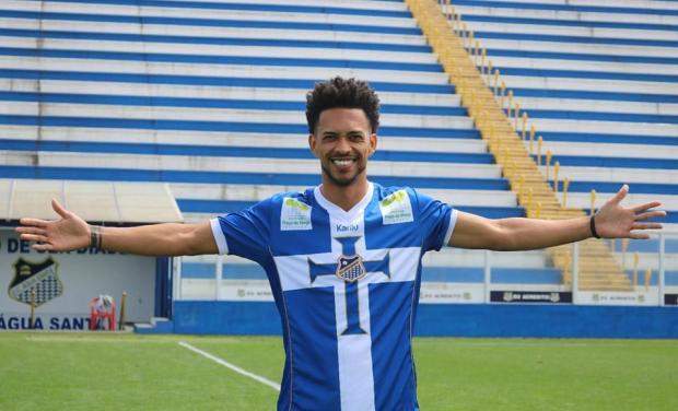 Juventude confirma a contratação de experiente lateral-direito ¿?gua Santa / Divulgação/Divulgação