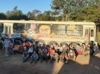 Associação dos Recicladores Belo Horizonte, de Caxias, ganha revitalização com arte Tiago Pavelski/Divulgação