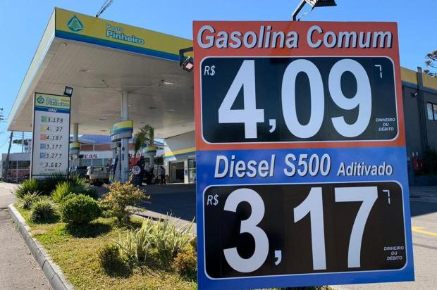 Nova gasolina ainda não impacta o preço praticado nas bombas de Caxias do Sul André Fiedler/Agência RBS