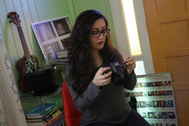A arte não para #9: Jessica Melinda pensa a fotografia além da câmera Jennifer Gabriele Rodrigues/Divulgação