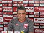 Técnico do CRB é o convidado do Show dos Esportes desta sexta-feira Gustavo Henrique/Divulgação CRB