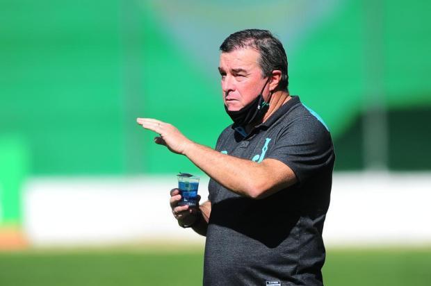 Pintado afirma que Juventude estreará na Série B com base de time do Ca-Ju Porthus Junior/Agencia RBS