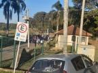 Mais de 2,5 mil pessoas são dispersadas pela fiscalização da prefeitura de Caxias neste domingo Adriano Bressan/Divulgação