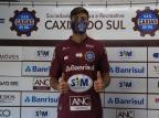 Caxias apresenta novo centroavante para a final do Gauchão e Série D Vitor Soccol/Dinâmica Conteúdo