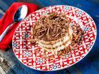 Pra ver, comer e se deliciar: aprenda a fazer pavê de chocolate Omar Freitas / Agência RBS/Agência RBS