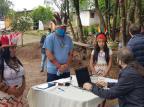 Comunidade indígena de Bento é visitada para cadastramento na Lei Aldir Blanc Divulgação/Divulgação