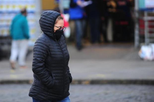 Frio deve aumentar e mantém expectativa por neve na Serra Porthus Junior/Agencia RBS