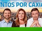 Chapa de pré-candidatos à prefeitura de Caxias explora imagem de deputado Facebook/Reprodução