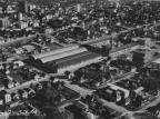 Caxias do Sul vista do alto no início dos anos 1960 Studio Geremia, acervo de família / Divulgação/Divulgação